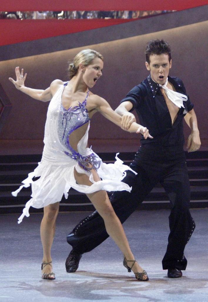 Стандартные мамба танцы